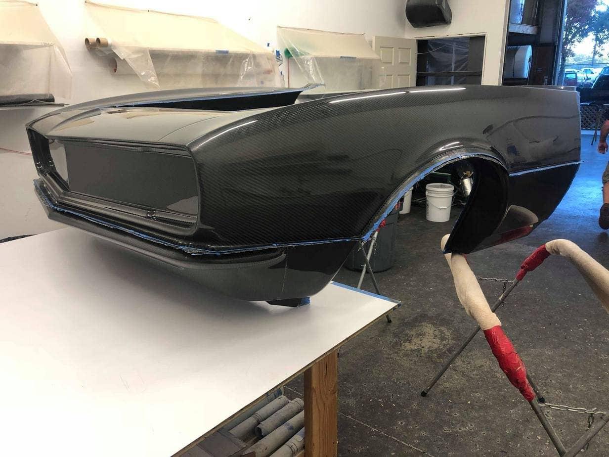 Ultra-Carbon '67-'69 Chevy Camaro & Pontiac Firebird Parts   Ultra